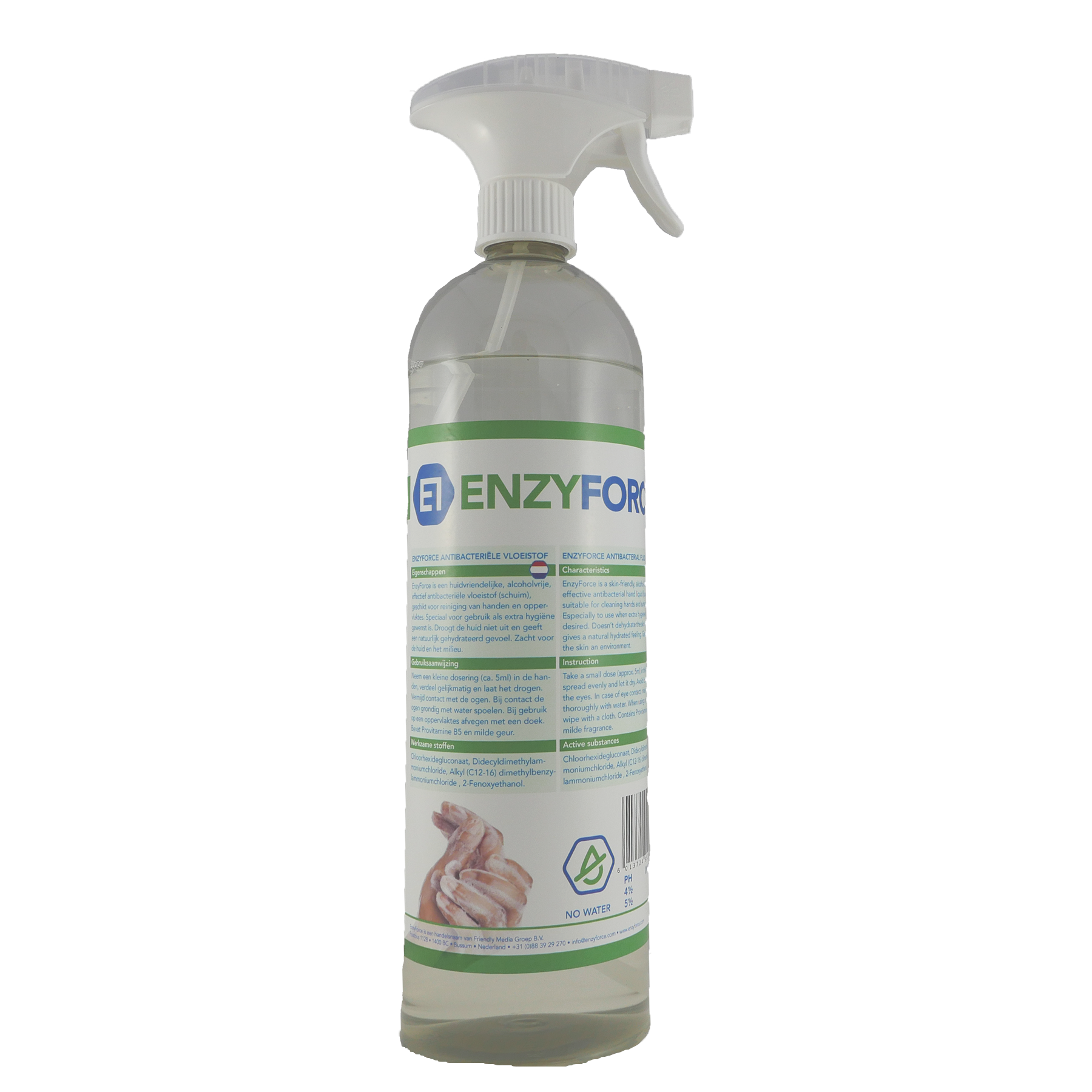 Antibacterieel 1 Liter