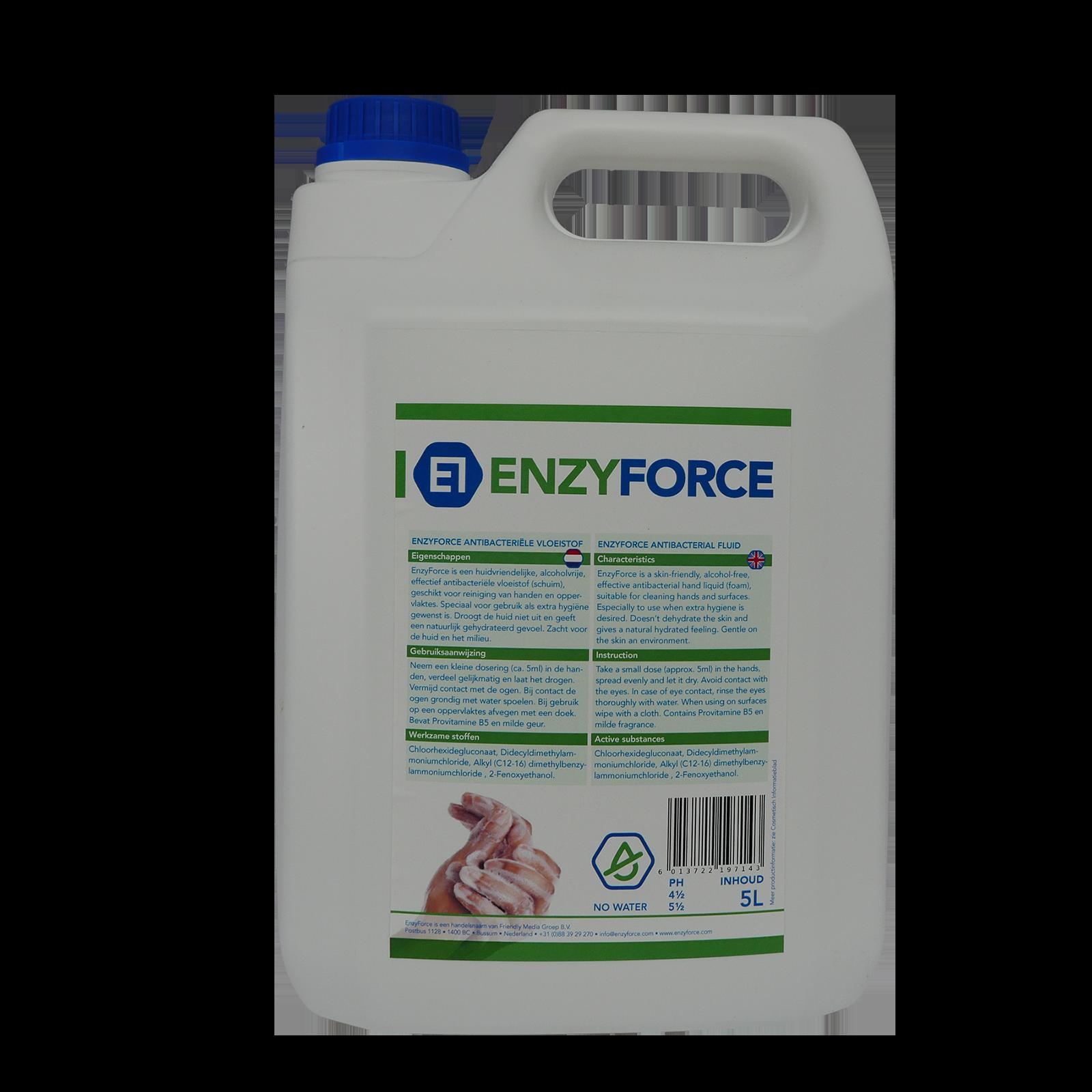 Antibacterieel 5 Liter