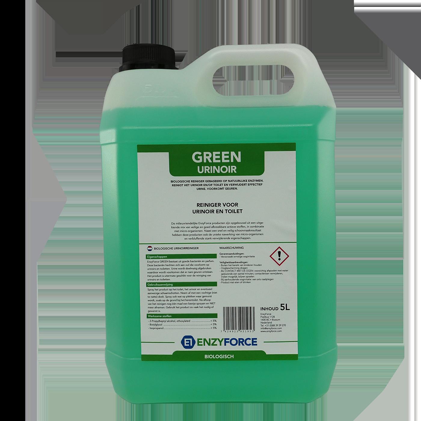 Green Urinoir 5l